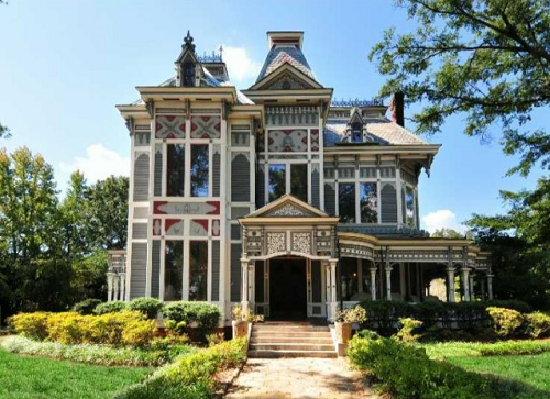 Famous Movie Homes