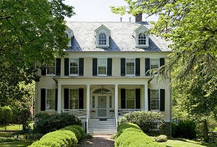 American architectural styles for Architectural styles of american homes