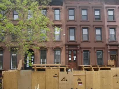Brooklyn brownstone neighborhood