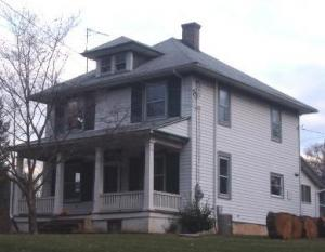 The American Foursquare Old House Web Blog
