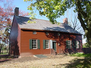 The Real Dutch Colonial Home Part 1 Old House Web Blog