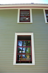 Matt's Restored 110-Year Old & Energy Efficient Windows