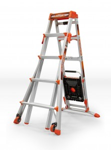 Little Giant Select Step stepladder