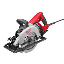 Milwaukee 6477-20 Wormdrive saw.