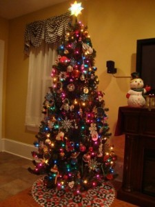 An Old House Christmas--photo from ths.gardenweb.com