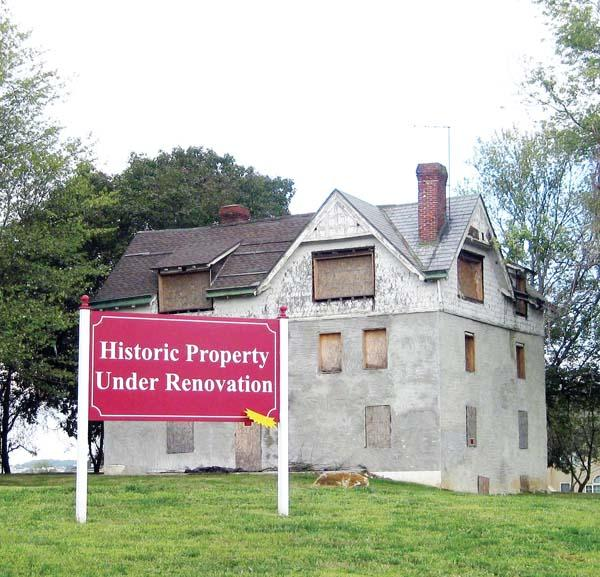 Preservation and Development Working Together--photo from delconnewsnetwork.com