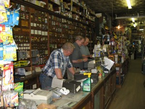 Open Since 1914--photo from nicholshardware.com