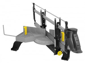 Stanley 20-800 Adjustable Angle Clamping Miter Box