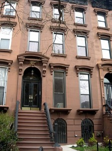 New York City Brownstone -- photo from citydictionary.com
