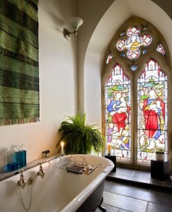 English church conversion -- photo from dornob.com