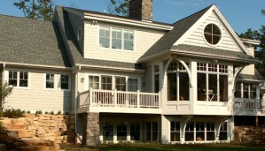 Weather Shield energy efficient windows in old house -- photo from weathershield.com