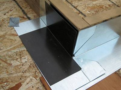 Adding Skylights Flashing Is Your Most Important Step