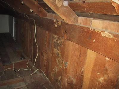 Box House Plank Construction Old House Web