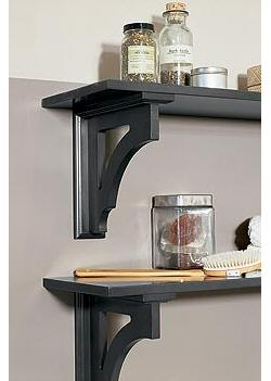 Kitchen Cabinets Shelf Support Old House Web