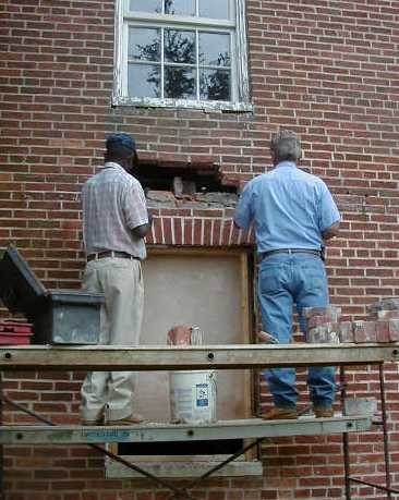 Repointing Mortar Joints In Historic Masonry Buildings