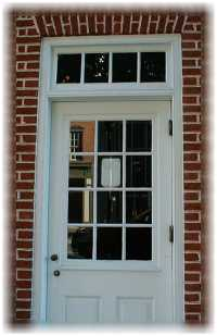 Making Doors More Energy Efficient Old House Web