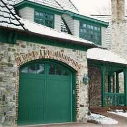 Elegant Garage Doors: New Vintage