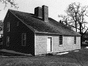 Saltbox 1650 1830 Old House Web