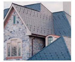 Slate Roofing Rubber Slate Old House Web