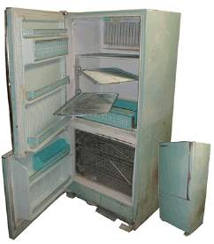 Vintage stoves and refrigerators | Old House Web