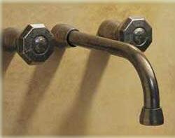 Faucets: Bronze faucets