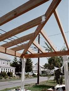 Wrap Around Porch On A Budget Old House Web