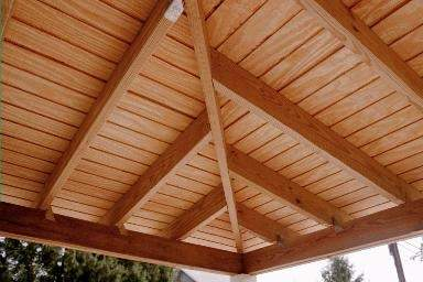 Wrap around porch on a budget old house web for What to use for roof sheathing