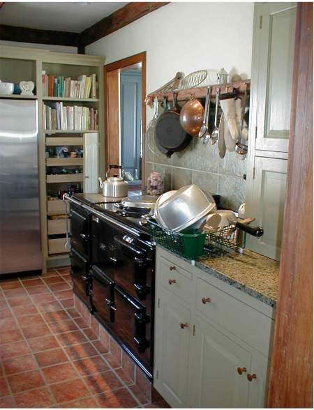 Period kitchens old house web for Period kitchen design