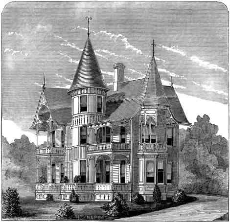 old country house plans