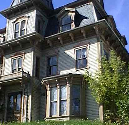 Types Of Historic Residential Roofing Old House Web
