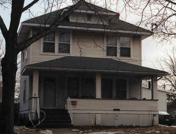 American Foursquare, 1890-1930 | Old House Web