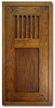 Kitchen Cabinets: Arts And Crafts Cabinetry Thatu0027s Not Run Of The Mill