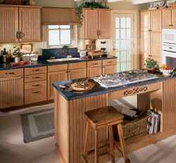 Kitchen Cabinets: Cottage In Hickory: Dramatic, Unique Victorian Style  Cabinetry