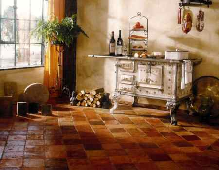 kitchen flooring | old house web