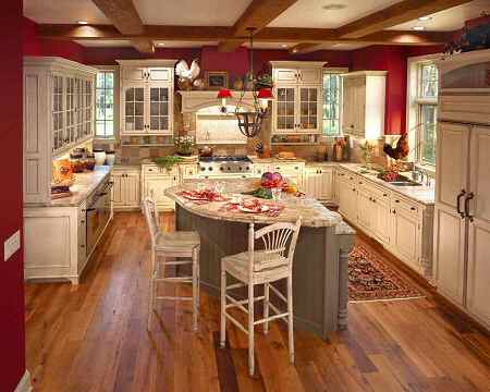Country kitchen | Old House Web