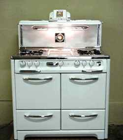 Appliances: Old gas stoves that look and work like new | Old House Web