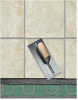An Electric Radiant Floor Heating System From Warmly Yours