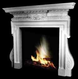 Fireplaces Surrounds For Pre Manufactured Fireplaces Old House Web