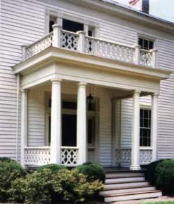 Wood Columns Octagonal Columns Old House Web