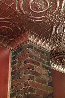 Tin Ceilings Reproduction Tin Ceilings Old House Web