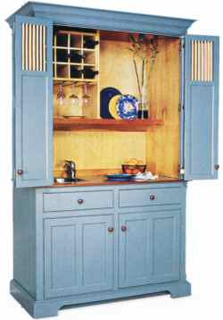 Superieur Cabinetry: Workhorse Pantry