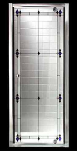 bathroom showers: small-space shower | old house web