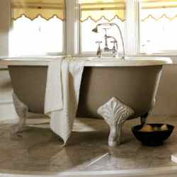 Bathtubs Porcher Cast Iron Tub Old House Web