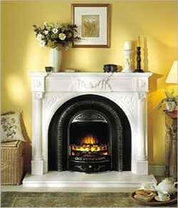 fireplaces electric fireplace inserts