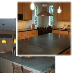 Countertop Materials: Tough stuff Old House Web