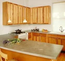 Countertop materials zinc countertops old house web for Zinc countertop cost