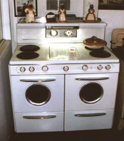 Genial Kitchen Stoves: When Good Stoves Die