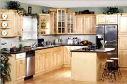 Kitchen cabinets do it yourself kitchen old house web for Do it yourself kitchen cabinets