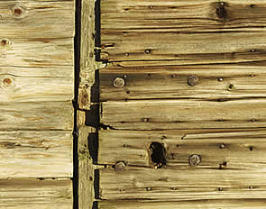 Swiss sheathing old house web for Green board exterior sheathing