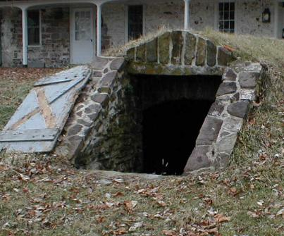 The Spring Cellar Old House Web